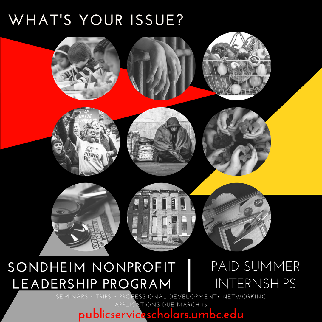 Nonprofit Leadership: Apply by March 15