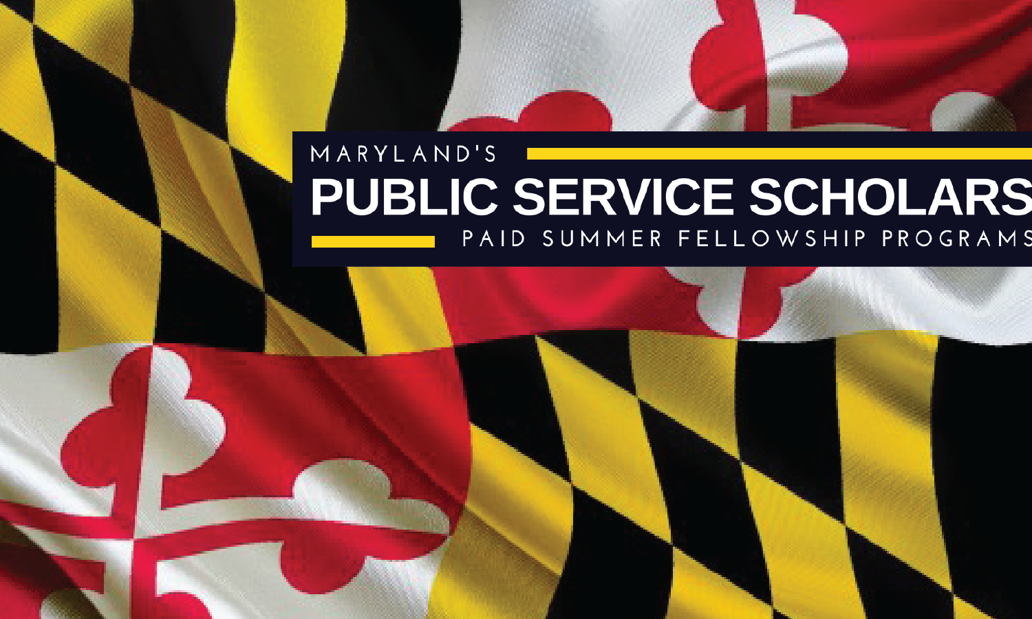 Maryland's Public Service Scholars Fellowships